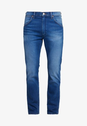 11MWZ - Jean droit - stone blue denim