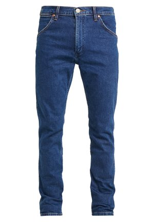 11MWZ - Jean droit - blue denim