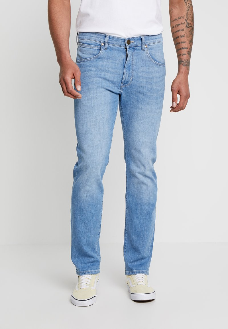 Wrangler - ARIZONA - Straight leg jeans - breeze blue