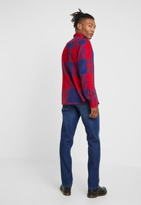 Wrangler - TEXAS - Jeansy Straight Leg - stay warm - 2