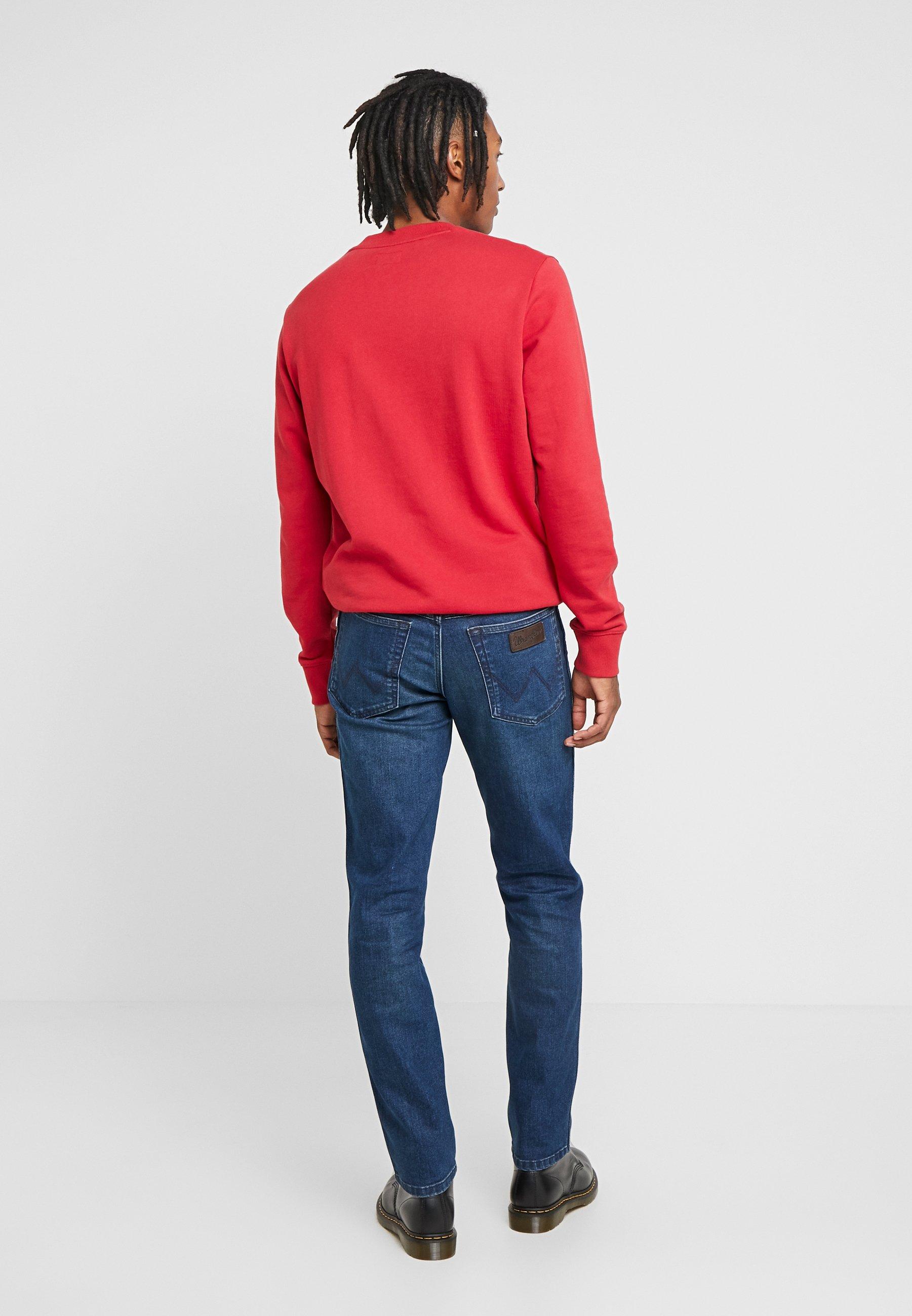 Wrangler Texas - Jeans Straight Leg Warm Up