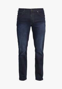 Wrangler - ARIZONA - Jeans straight leg - soft night - 4
