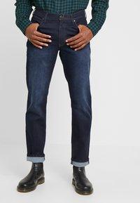 Wrangler - ARIZONA - Jeans straight leg - soft night - 0