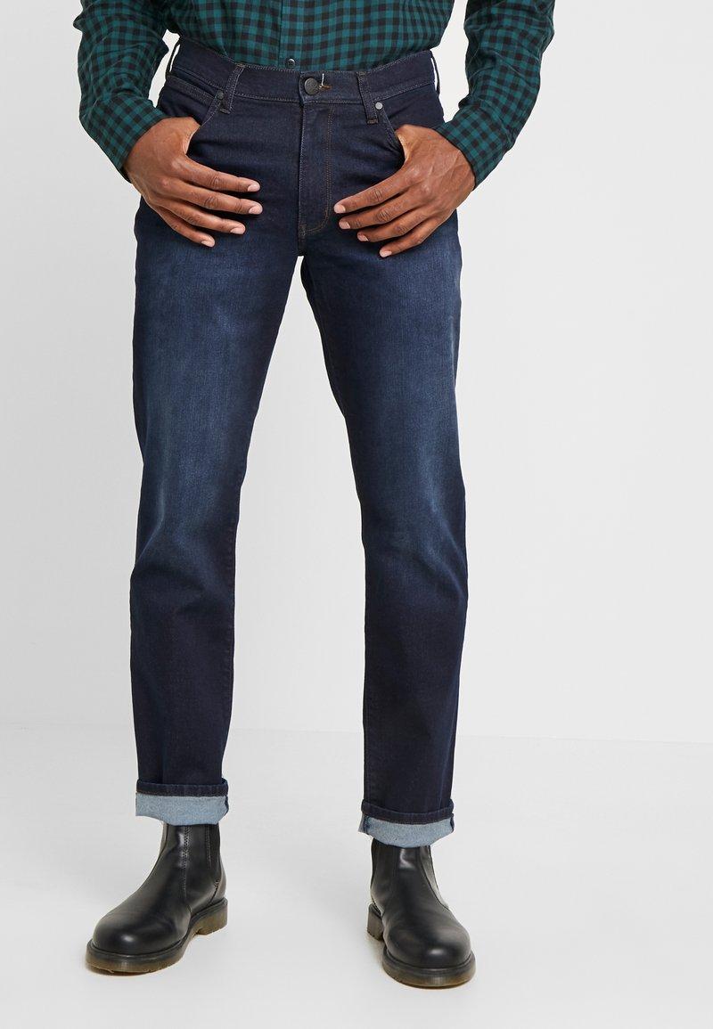 Wrangler - ARIZONA - Jeans straight leg - soft night