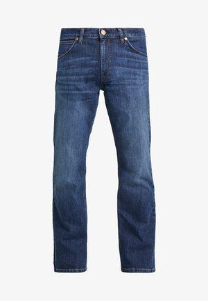 JACKSVILLE - Bootcut jeans - broken arrow