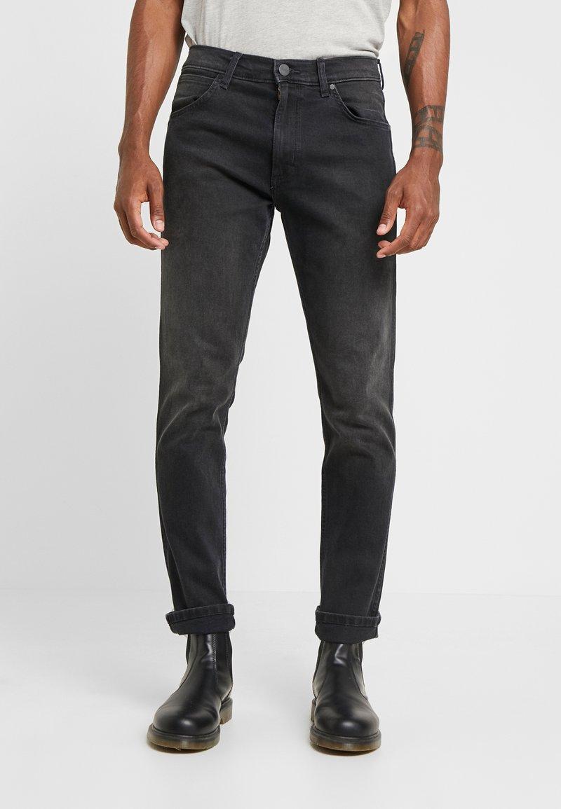 Wrangler - GREENSBORO - Straight leg jeans - black walker