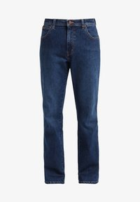 Wrangler - TEXAS - Jeansy Straight Leg - soft power - 5