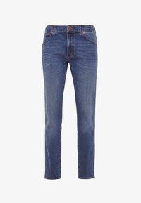 Wrangler - LARSTON - Slim fit jeans - blue fest - 4
