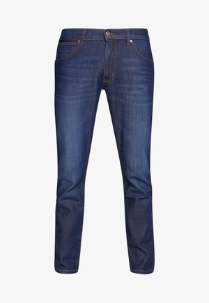 LARSTON - Jeansy Slim Fit - sphere blue