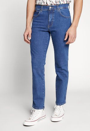 TEXAS - Straight leg jeans - best rocks