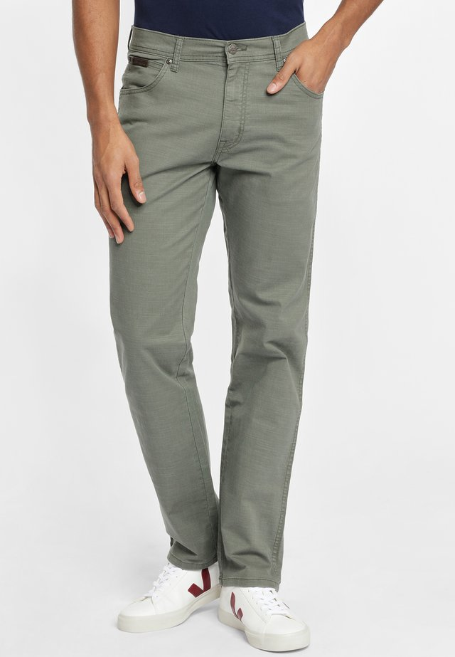 TEXAS - Trousers - green