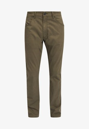 LARSTON - Trousers - dusty olive