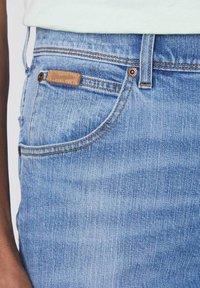 Wrangler - TEXAS  - Jeans slim fit - bluegenics - 4