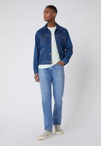 Wrangler - TEXAS  - Jeans slim fit - bluegenics - 1