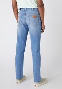 Wrangler - TEXAS  - Jeans slim fit - bluegenics - 2