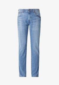 Wrangler - TEXAS  - Jeans slim fit - bluegenics - 5