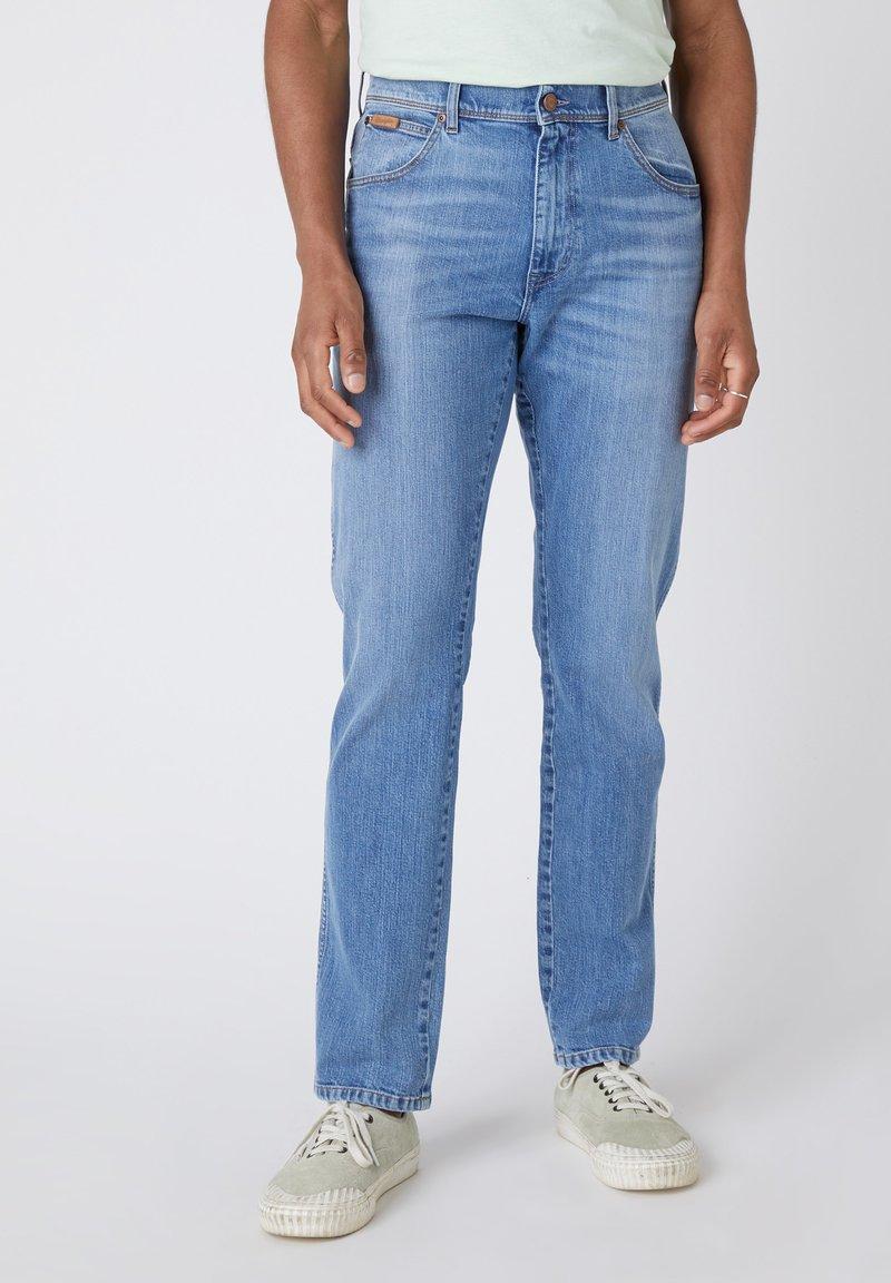 Wrangler - TEXAS  - Jeans slim fit - bluegenics