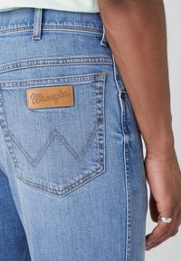 Wrangler - TEXAS  - Jeans slim fit - bluegenics - 3