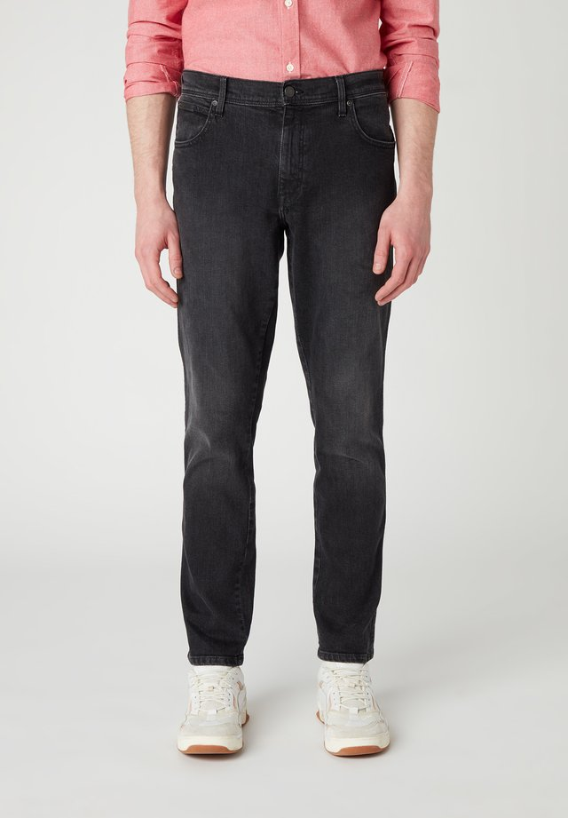 TEXAS  - Jeans Slim Fit - black