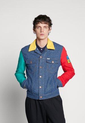 Džínová bunda - unity blue