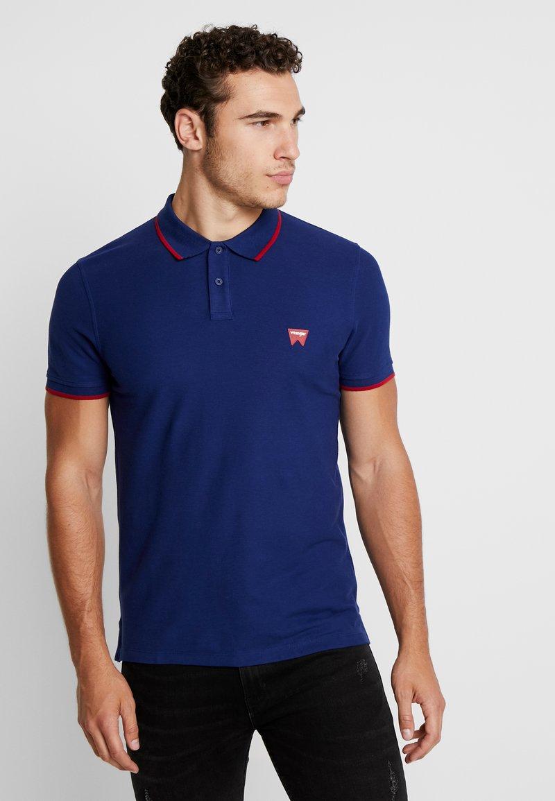Wrangler - Polo shirt - blue depths