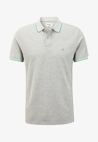 Wrangler - Koszulka polo - grey melange - 5