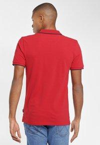 Wrangler - Koszulka polo - red - 2