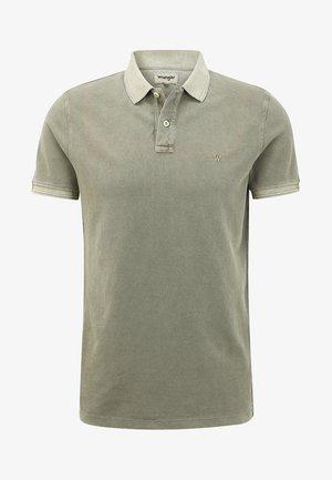 OVERDYE  - Koszulka polo - dusty olive