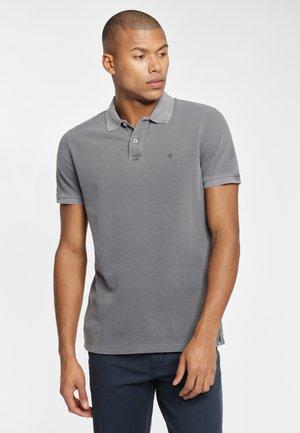 OVERDYE  - Koszulka polo - faded black