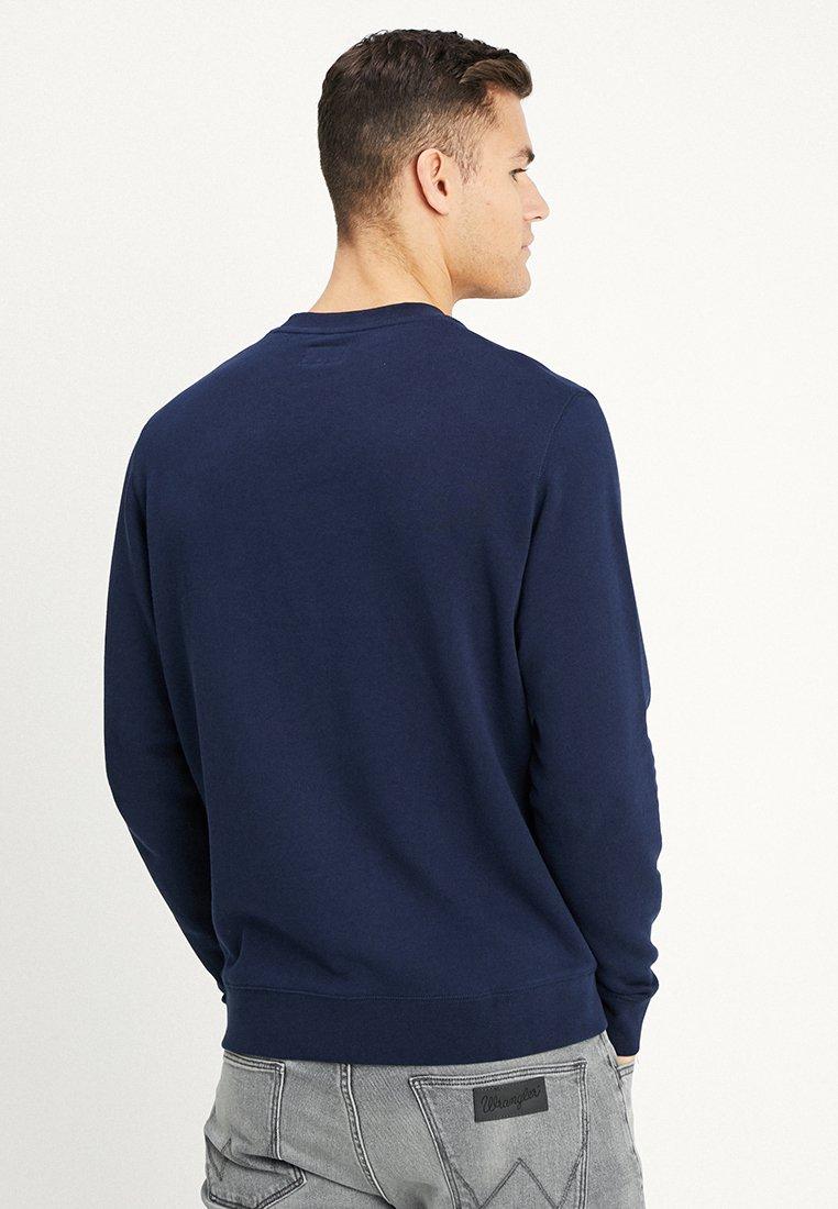Sign Navy Navy Sign Wrangler OffSweatshirt OffSweatshirt Wrangler odBeCx