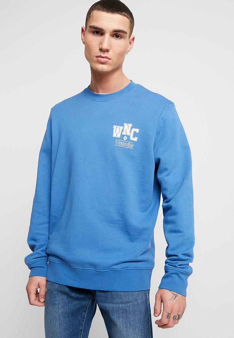 Federal Wrangler Blue CrewSweatshirt Federal Blue Federal Wrangler CrewSweatshirt Wrangler Blue CrewSweatshirt CrewSweatshirt Federal Wrangler thsrCxQd