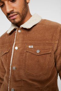 Wrangler - JACKET - Jas - russet brown - 6