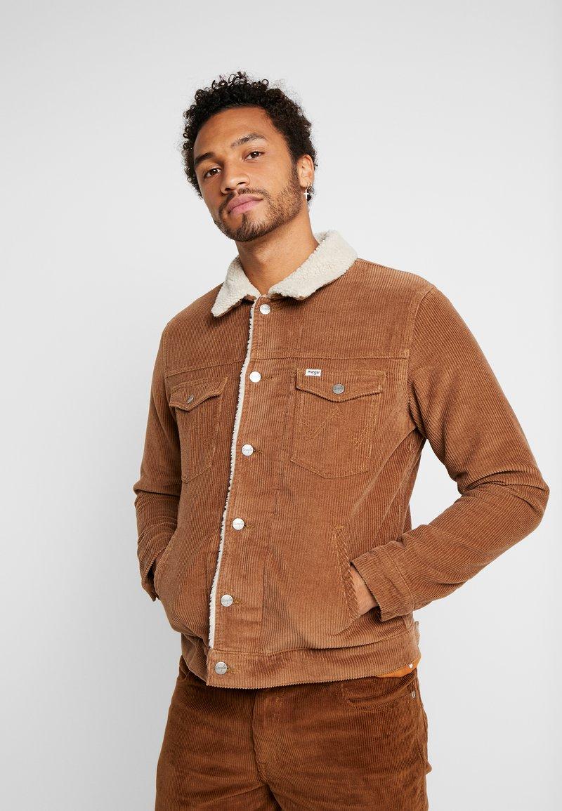 Wrangler - JACKET - Jas - russet brown
