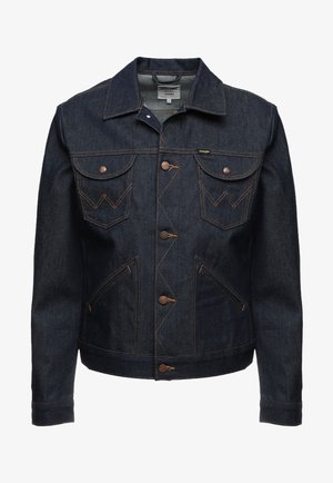 Denim jacket - dark blue
