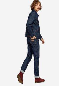 Wrangler - Denim jacket - dark blue - 1