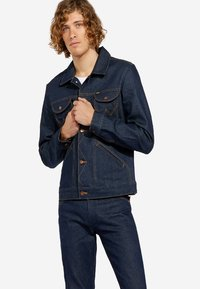 Wrangler - Denim jacket - dark blue - 0