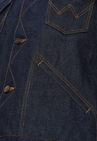 Wrangler - Denim jacket - dark blue - 5