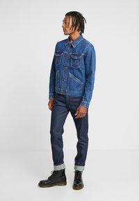 Wrangler - Kurtka jeansowa - blue - 1