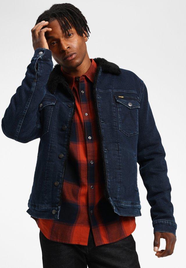 Kurtka jeansowa - javlin blue