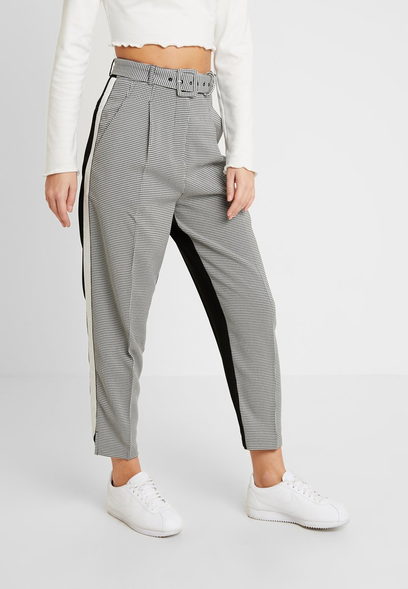 WRSTBHVR - STYLE PANTS YING - Pantalon classique - black