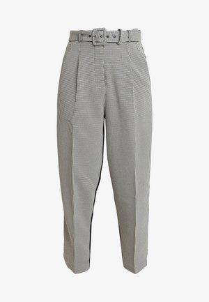 STYLE PANTS YING - Kalhoty - black