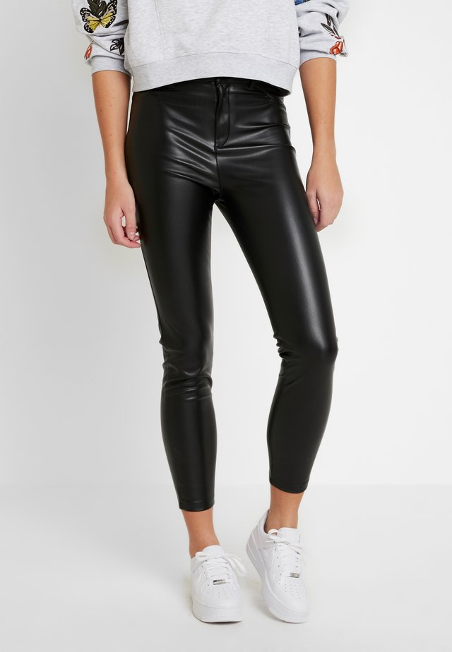 STYLE PANTS TOMMY - Trousers - black
