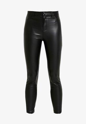 STYLE PANTS TOMMY - Kalhoty - black
