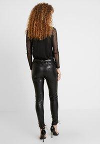 WRSTBHVR - STYLE PANTS - Trousers - black - 2