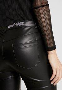 WRSTBHVR - STYLE PANTS - Trousers - black - 3