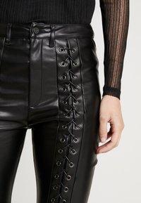 WRSTBHVR - STYLE PANTS - Trousers - black - 5