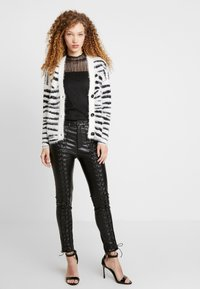 WRSTBHVR - STYLE PANTS - Trousers - black - 1