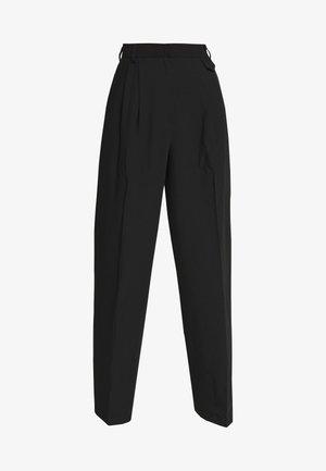 PANTS ROSIE - Pantalon classique - black