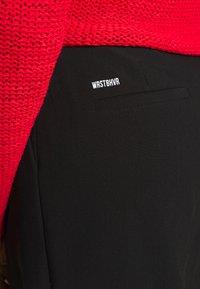 WRSTBHVR - PANTS ROSIE - Trousers - black - 4