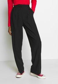 WRSTBHVR - PANTS ROSIE - Trousers - black - 0